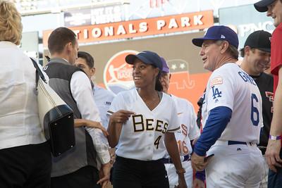 Mia Love, Congressional Baseball Game