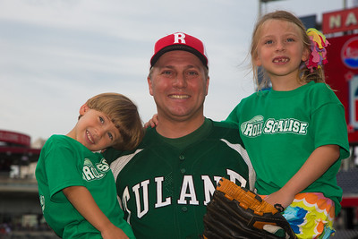 Rep. Steve Scalise (R-LA) with children Harrison Joseph and Madison Carol