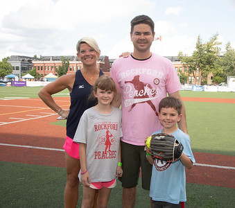 Congressional Women's Softball Game