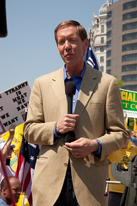 Carl Cameron of Fox News