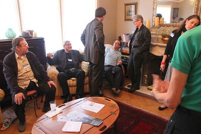 Anthony Galletta, Lou Gordon, David Onek, Elliot Helman, Kary McElroy.