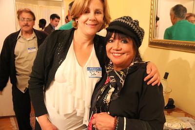 Gladys Holder Soto, Lara Arguelles.