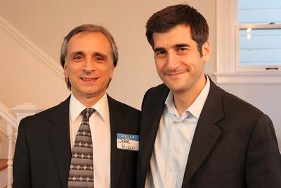 John Rizzo and David Onek.