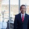Dean Tran, candidate for State Representative. SENTINEL & ENTERPRISE / Ashley Green