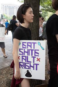 """Demand Free Speech"" Rally in D.C."