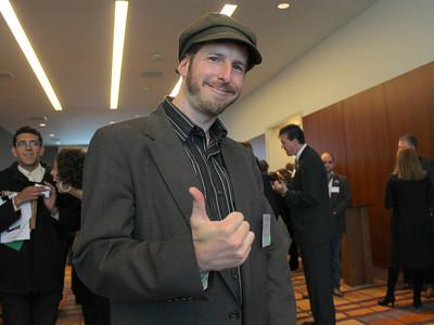 Skot Kuiper, entrepreneur, urban planning/land use activist and Media Monkey at Elastic Creative.