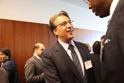 Ross Mirkarimi, District 5 Supervisor and candidate for Sheriff.
