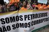Manif pro- Petrobras