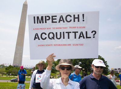 March to Impeach Trump