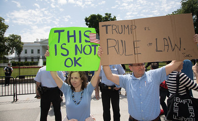 Donald Trump, James Comey
