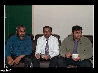 Dinner @ Kamran Qadri Bhaee