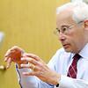 Dr. Donald Berwick Democrat candidate for governor. SENTINEL & ENTERPRISE/JOHN LOVE