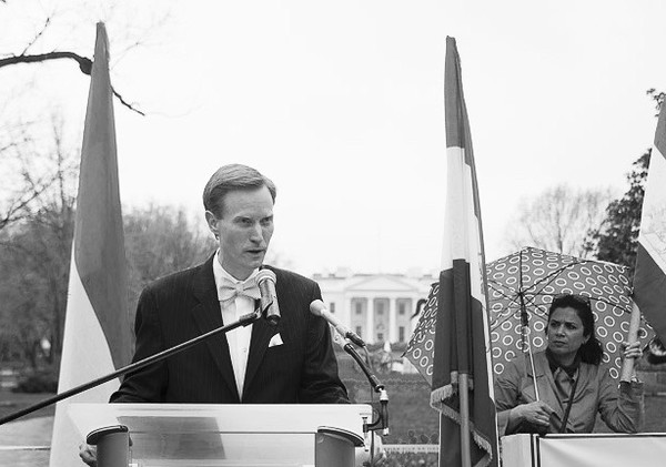 Ivan Sascha Sheehan - White House - 2