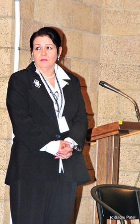 DuPage County Board Member Rita Gonzalez