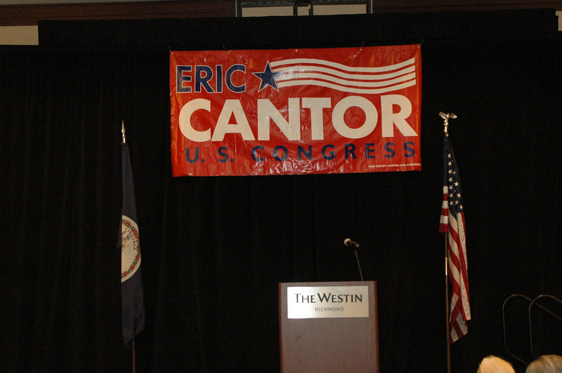 CONGRESSMAN ERIC CANTOR<br /> U.S. HOUSE MAJORITY LEADER<br /> INVITES YOU TO A <br /> CANTOR ADVISORY COUNCIL MEETING