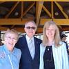 Marvel's friends, Sharonlee and Debbie with Sen Harry Reid.