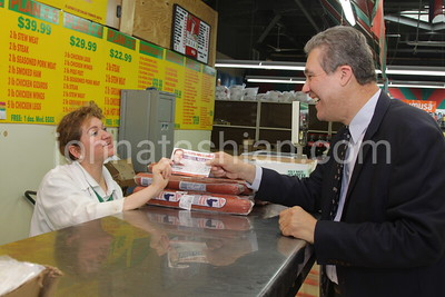 Ed Vargas running for State Senate (1st District) - July 8, 2010
