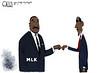 Cartoon - Fist Bump 081105