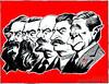 Brookes - Marx, Engels, Lenin, Stalin, Bush