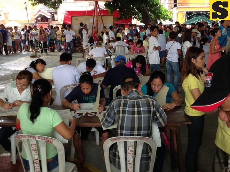 Barangay San Isidro, Paranaque City.