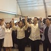 NEW SENATORS. Team PNoy's Francis Escudero, Grace Poe-Llamanzares, Loren Legarda, Allan Peter Cayetano, and Juan Edgardo Angara are proclaimed winners in the May 13 senatorial race. Nancy Binay of the United Nationalist Alliance is also proclaimed senator-elect on Thursday night but skipped the event for unknown reason. (Kathrina Alvarez/Sunnex)