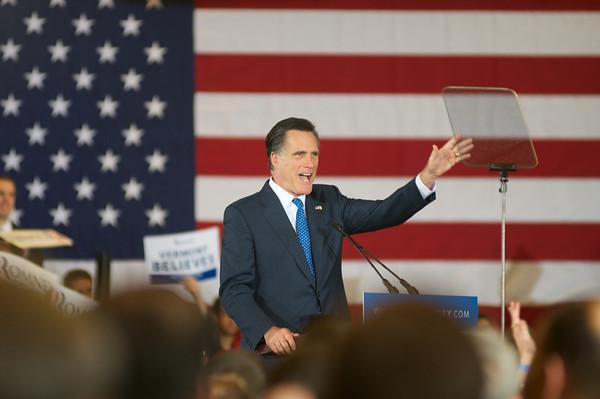 Mitt Romney's Super Tuesday victory