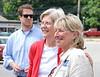 Elizabeth Warren with State Senator Karen Spilka