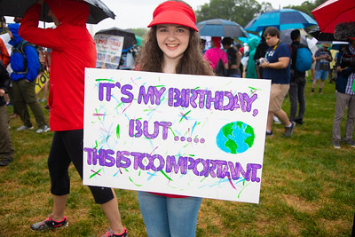 Zero Hour Youth Climate March
