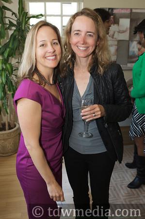 Erin Bilbray, Rock Lara and Nancy Pelosi 5-31-14