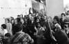 Entierro del ex presidente Hector J. Campora, Mexico D.F. Mexico, Diciembre 20, 1980. (Austral Foto/Renzo Gostoli)