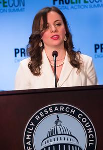 Arina Grossu, Abortion