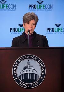 Joni Ernst, Abortion