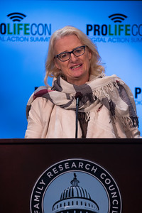 Ann McElhinney, Abortion