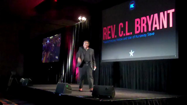 Rev. C.L. Bryant speaks at FreePac Illinois