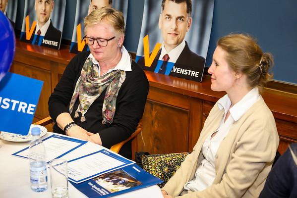 Jan E. Jørgensens Kickoff møde på Carlsberg