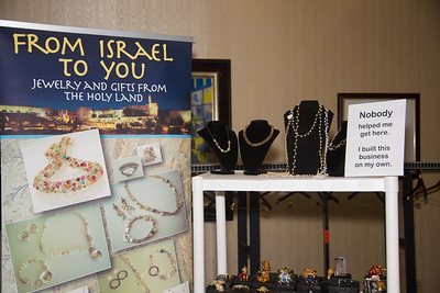 Jewelry from Israel booth