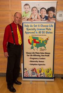 Russ Amerling, National Publicity Coordinator, Choose Life license plates of Ocala FL. www.ChoseLifeAmerica.org