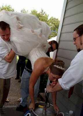 bride beer