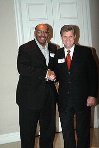 Michael Steele Chairman GOPAC and 4th District Congressman Todd Tiahrt