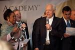 Se. Dick Durban (Ill), Reps. Darrell Issa (R-Calif.), Sheila Jackson Lee (D-Tex.), CBS' Bob Schieffer, and others sing