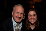 Chef Art Smith was the former personal chef to Oprah Winfrey. His restaurant, Art and Soul,  inside the Liaison Capitol Hill Hotel was the host of the event. Shown here with Andie Pivarunas, ...