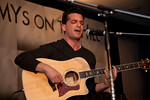 Marc Roberge of the band O.A.R. performs at the Recording Academy sponsored GRAMMYS on the Hill reception and awards at the Liaison Capitol Hill Hotel in Washington DC on April 14, 2010. GRA ...