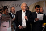 Reps. Darrell Issa (R-Calif.), Sheila Jackson Lee (D-Tex.), CBS' Bob Schieffer, and others sing