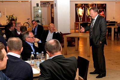 Grundlovsmøde 2012 til fordel for Løkke Fonden Lars Løkke Rasmussen
