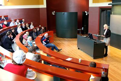 Grundlovsmøde 2012 Pia Allerslev taler