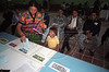 A voter casts her vote in the January 1996  Guatemalan presidential runoff election. Álvaro Enrique Arzú Yrigoyen elected was President of Guatemala and served from January 14, 1996 until January 14, 2000. (Australfoto/Douglas Engle)