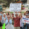 Kalamazoo Health Care Rally