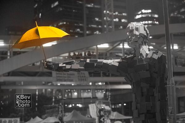 Hong Kong's Umbrella Movement (Oct 14)