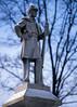 Civil War Memorial in Bainbridge, NY.