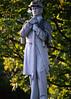 Civil War Memorial in Hartland Vermont.
